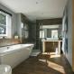 Headlands Cottage bathroom