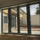 Bi-fold doors grey aluminium (internal)