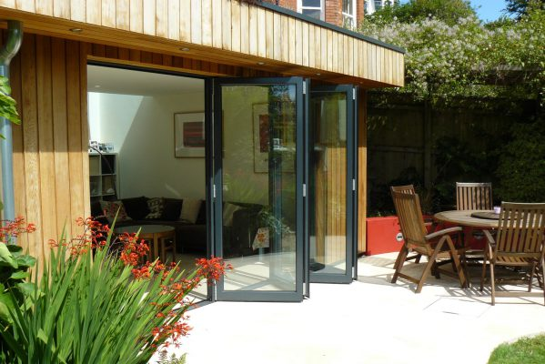 Teignmouth cedar extension