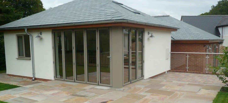 Eco-bungalow Axminster