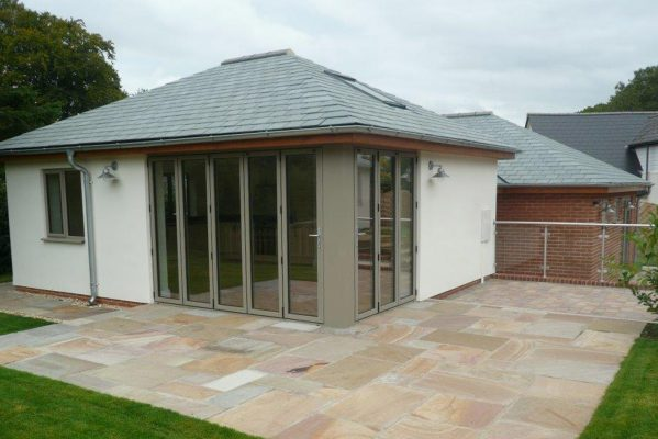 Eco-bungalow Axminster
