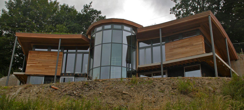 Bampton Passivhaus